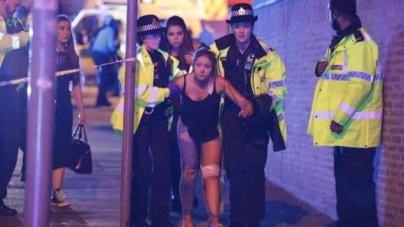 19 killed, 50 Injured In Blast At Ariana Grande's Concert In Manchester