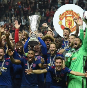 Football: Pogba Sends Grieving Man Utd To Emotional Europa Triumph