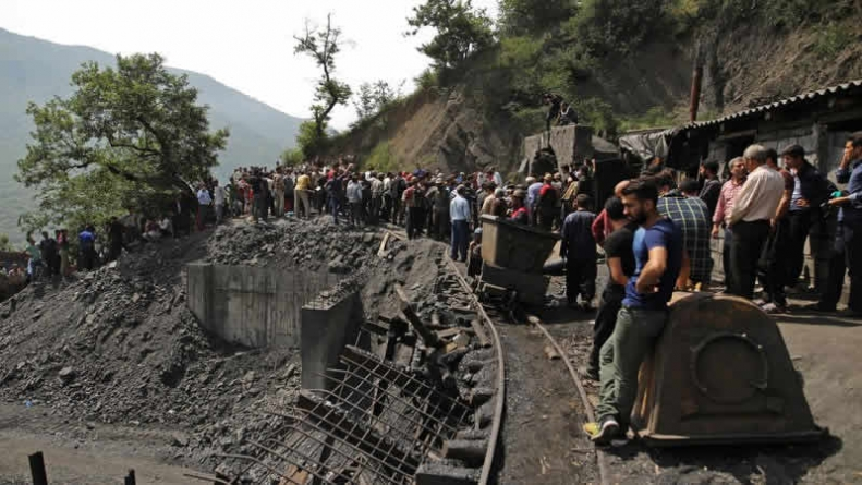 Iran Coal Mine Blast kills 35