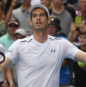 Tennis: Murray Struggled For Focus After Reaching Top