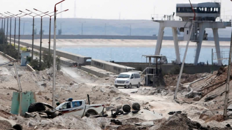 US-Backed Syrian Forces 'Fully Capture' Tabqa From ISIL