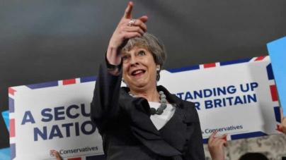 Britain Braces For Election In Wake Of Terror Attacks