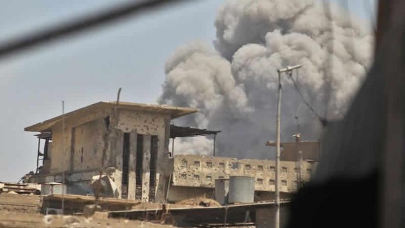 French Journalist Stephan Villeneuve killed In Mosul Mine Explosion