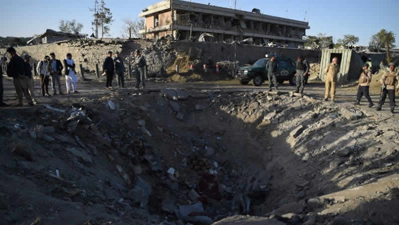 Massive Kabul Truck Bomb kills 90, Wounds Hundreds