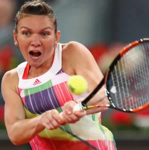 Tennis: Halep, Ostapenko To Clash For French Open Title