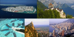 Top 10 Smallest Towns In The World