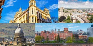 Top Universities In The UK 2016/17