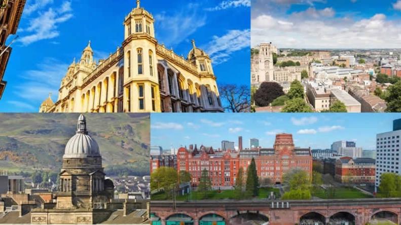 Top Universities In The UK 2016/17