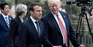 Trump Accepts Macron Invitation To Bastille Day Parade