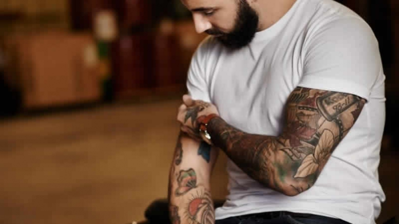 Your Guide To Sleeve Tattoos