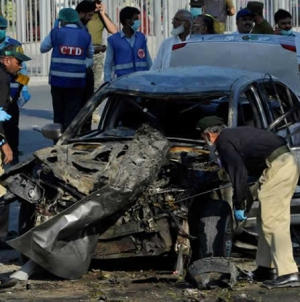 26 killed, Over 56 Wounded In Suicide Blast Near Lahore's Arfa Technology Park