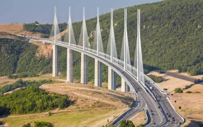 Millau Viaduct, France