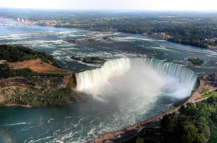 Niagara Falls USA Canada