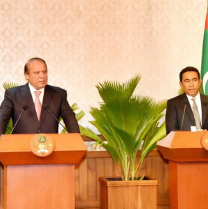 PM For Economic Cooperation, Enhancement Of Bilateral Trade Between Pakistan, Maldives