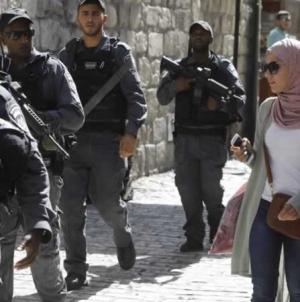 Palestinians Reject Israeli Security Measures In Al-Aqsa