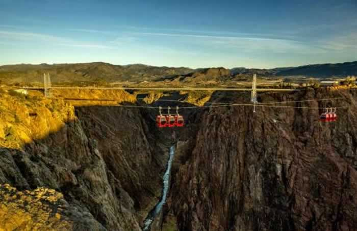 Royal Gorge Suspension Bridge, Colorado