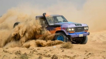 Second Thal Jeep Rally On November 2