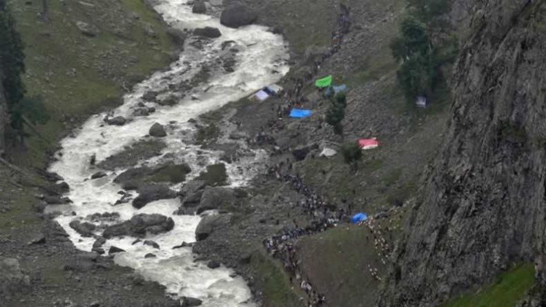 Seven Hindu Pilgrims killed In Kashmir Attack