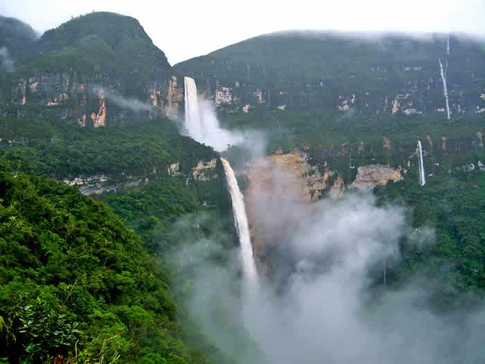 Utigord Waterfall, Norway