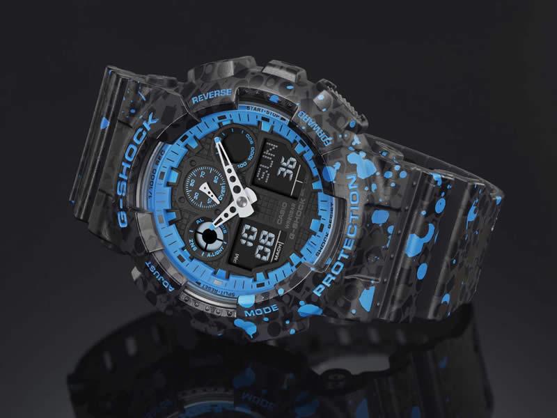 Casio G-Shock x Stash Limited Edition Watch