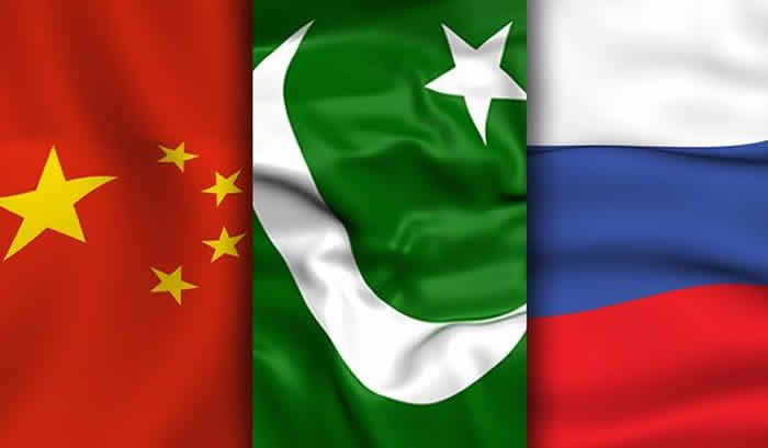 China, Russia defend Pakistan after US criticism