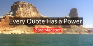 Every Quote Has A Power