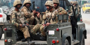 Four Terrorists killed In Kohlu, Dera Bugti