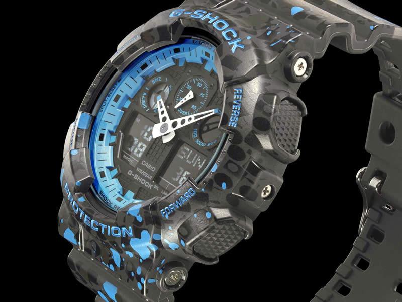 G-Shock x Stash Watch