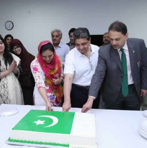 Independence Day Celebrations at PSPC – North Head Office Lahore