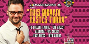 LACAS Mein Kuch Khaas Presents This Biryani Tastes Funny