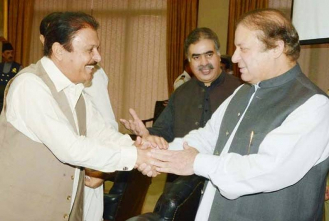PML-N picks Senator Yaqub Nasir as president