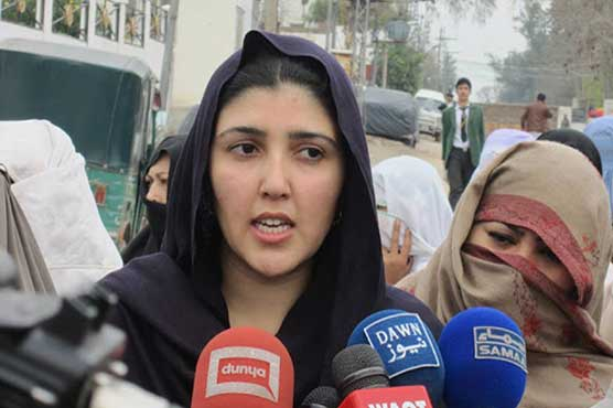 Ayesha Gulalai submits reply over PTI's reference in ECP