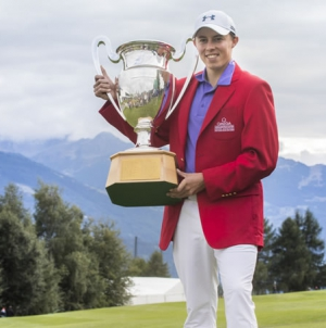 Matthew Fitzpatrick wins the OMEGA European Masters 2017 in Crans-Montana, Switzerland