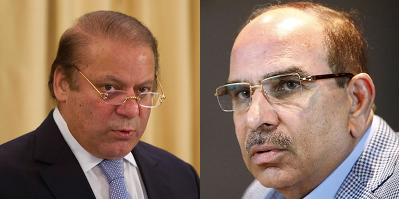 Ousted PM meets Property Tycoon to seek Zardari's Support