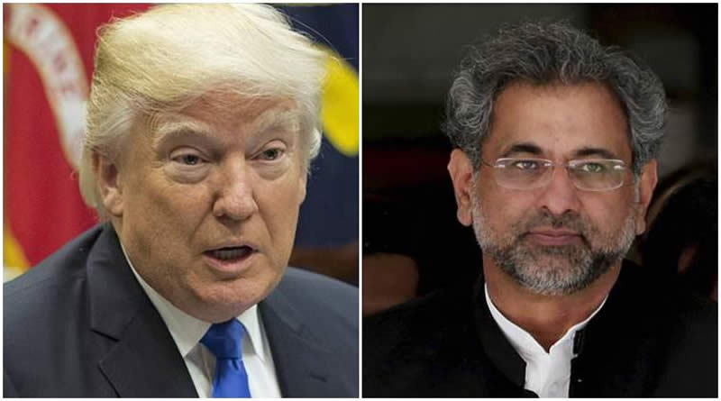 trump and shahid khaqan