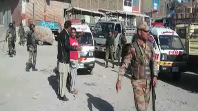 Bomb explodes near Hazarganji Sabzi Mandi in Quetta, no casualties reported