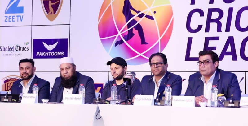 T10 Cricket League Event Pictures