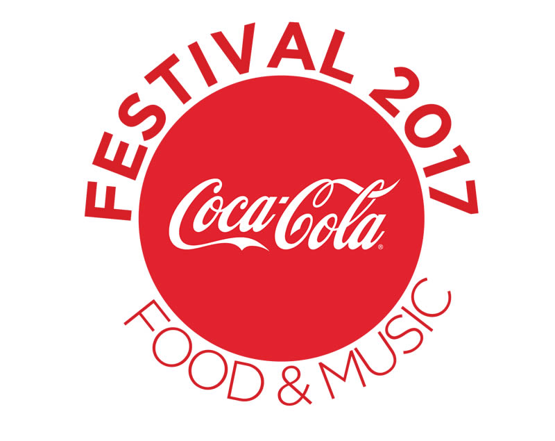 Coke Food Fest Logo