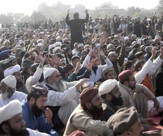 Faizabad Sit-in: Deadlock Persists as talks in Punjab House Inconclusively End