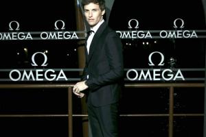 Eddie Redmayne OMEGA Celebrate Aqua Terra Collection Pictures