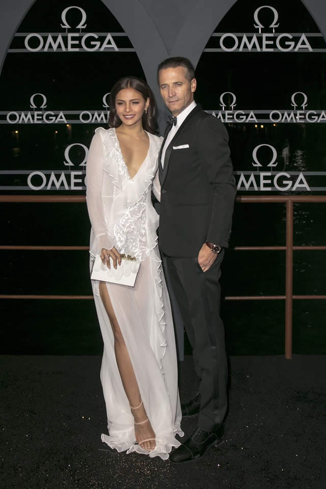 OMEGA Aqua Terra Collection Launch Event Pictures