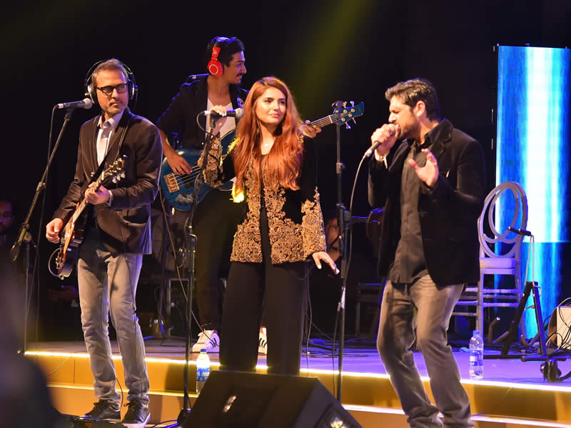 Strings and Momina Mustehsan Emerging Pakistan