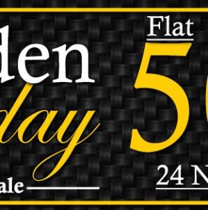Golden Friday Mega Sale at Fashion Central Multi Brand Store