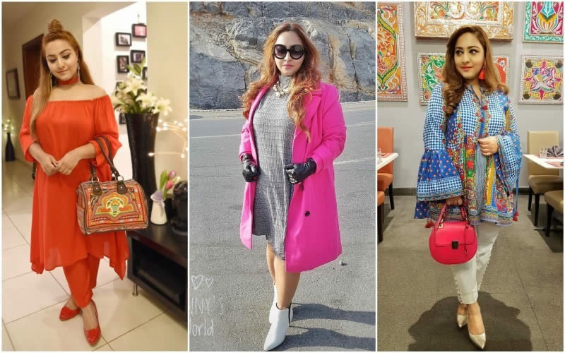 Gul E Zahra fashion blogger