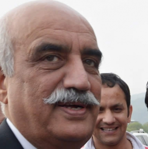 Khurshid Shah slams govt for hiking prices of petroleum products
