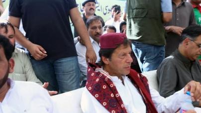 Is Imran Khan coming undone?