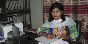 Hindu Woman Elected to Pakistan's Senate in Historic First