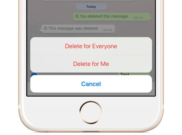 WhatsApp is Extending Deadline to Delete Messages