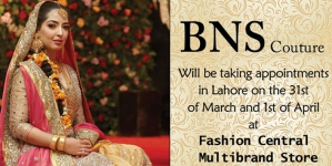 Fashion Central Bridal Lounge Presents BNS Couture Formal & Bridal Exhibition