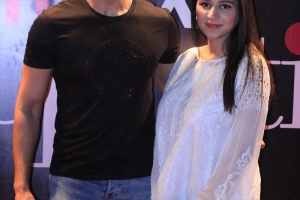 Abdullah Sultan with wife